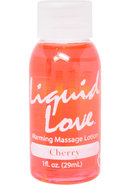 Liquid Love Warming Massage Lotion 1...