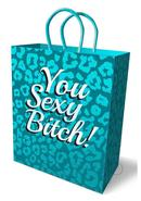 You Sexy Bitch Gift Bag Teal