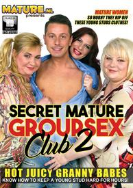 Secret Mature Groupsex Club 02