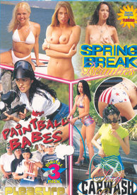 3pk Spring Break/paintball/carwash