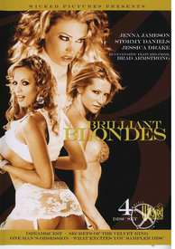 Brilliant Blondes {4 Disc Set}