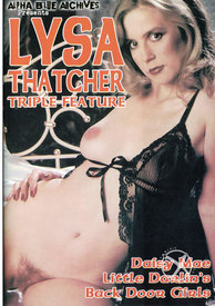 Lysa Thatcher Triple Feature