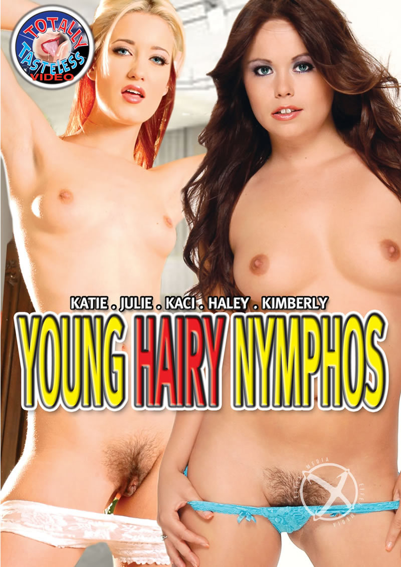 Young Hairy Nymphos