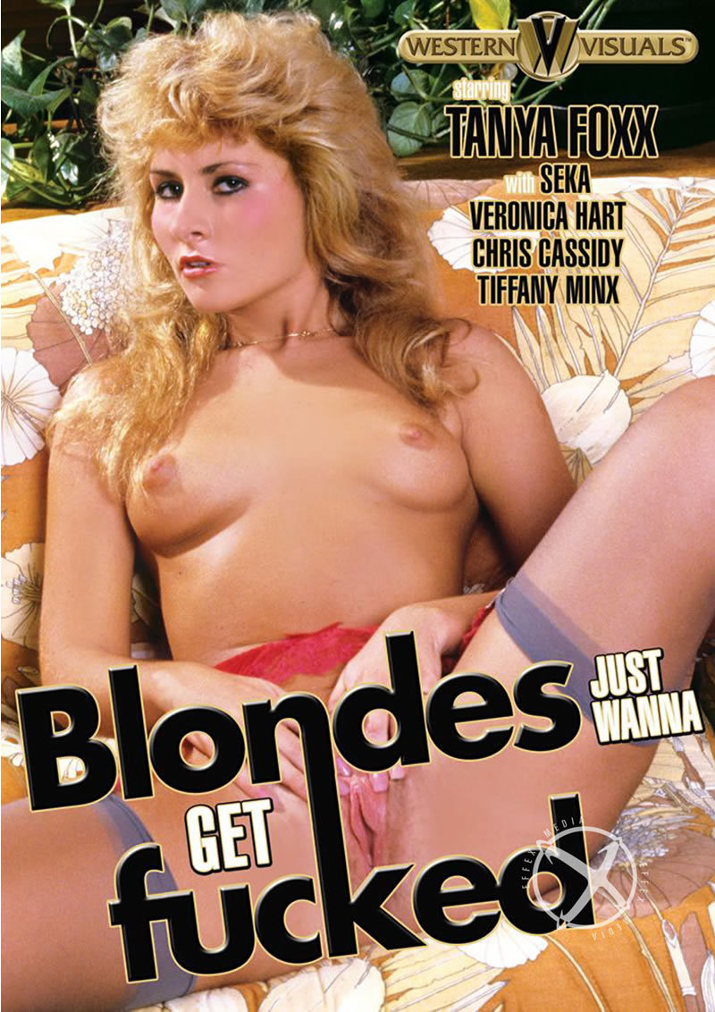 Blondes Just Wanna Get Fucked