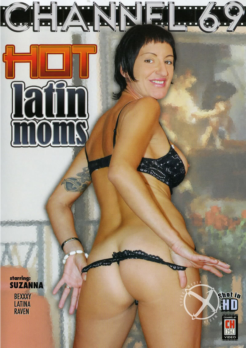 Hot Latin Moms