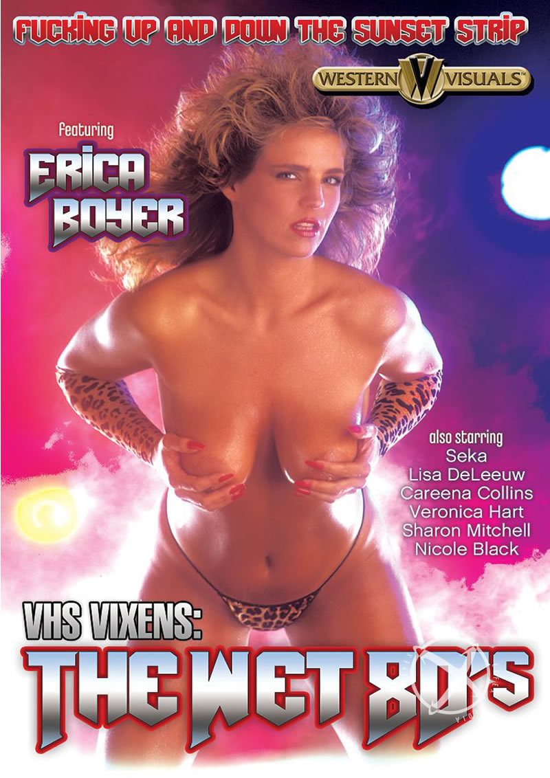 Vhs Vixens The Wet 80s