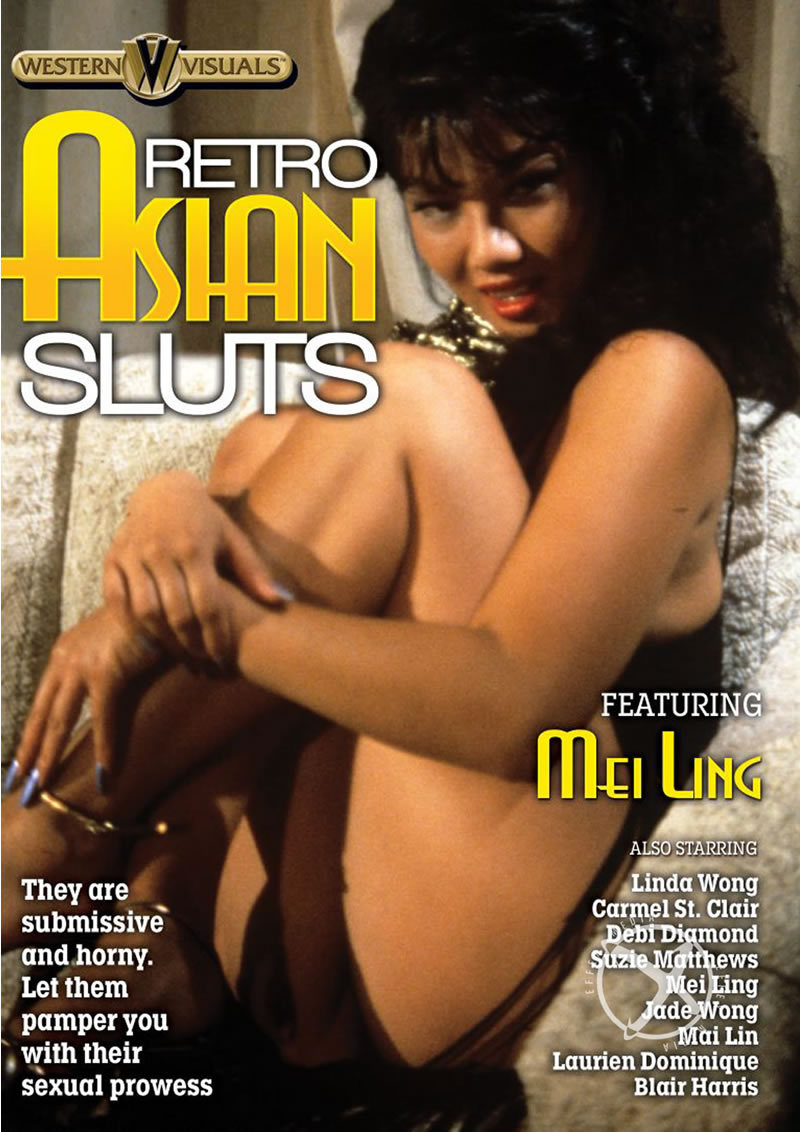 Retro Asian Sluts (disc)
