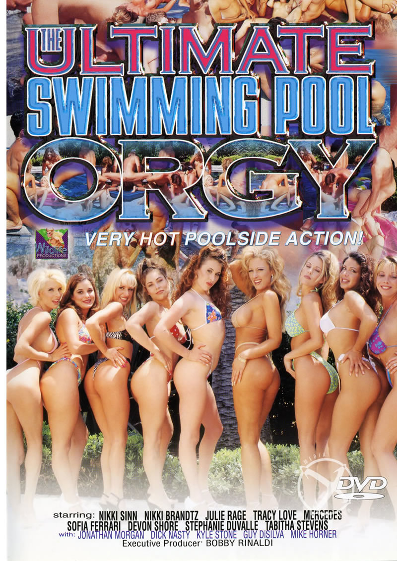 Ultimate Pool Orgy 01